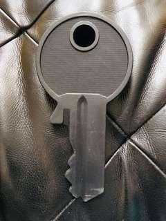 Door stopper 鎖匙形門塞