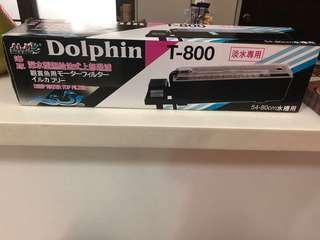Dolphin T-800 deep water top filter (BRAND NEW)