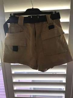 I am gia utility shorts