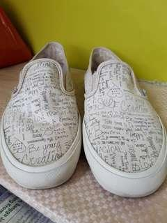 #maudompet vans sneaker
