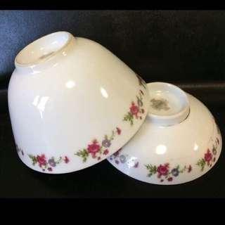 #WGYH-0001:【文革】文革燈籠款印花蓋碗一套 (全品)