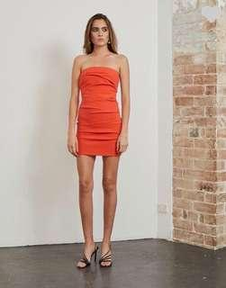 (RENT) Bec + Bridge Spicy Lady Mini Dress
