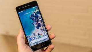 Google Pixel 2 128GB (black)