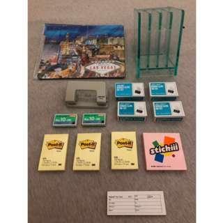 Paket Stationery Kantor (take all)