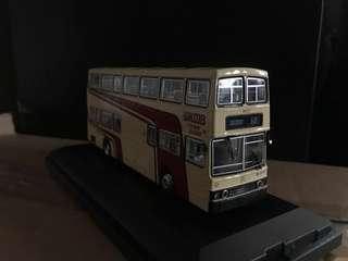 九巴68 巴士模型