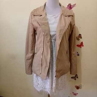Brown Office Coat