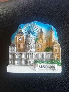 London fridge magnet rm6 NEW