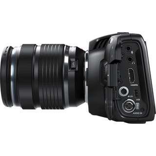Blackmagic Design Pocket Cinema Camera 4K - For Rent