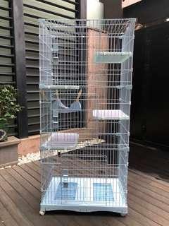 Cat Cage/ Cat condo