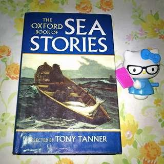 The Oxford Book of Sea Stories by Tony Tanner (Editor)