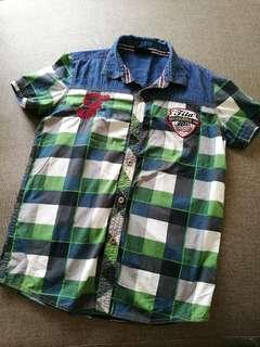 Pre❤ FILA Boy's Shirt