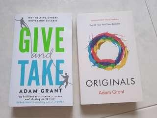 🚚 Adam Grant Books