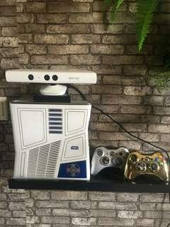 Xbox 360 star wars limited