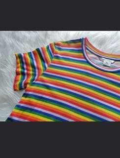 MONKI Rainbow Top