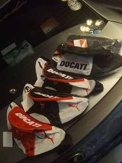 ducati pouchbag by puma