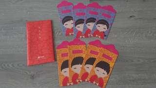 🚚 2019 DBS red packet 8pcs