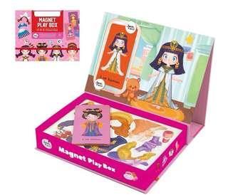 🚚 Magnet Play Box