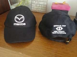 Mazda HSBC Championship Cap
