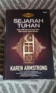 Sejarah Tuhan (Karen Armstrong)