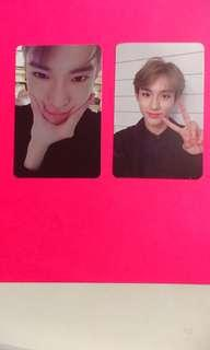 NCT 127 Photocards