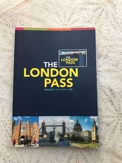 英國倫敦London 旅遊書