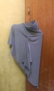 Hijab Instan Abu
