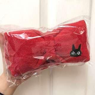 🚚 ⚡️全新現貨⚡️魔女宅急便琪琪洗臉化妝髮帶 日本代購