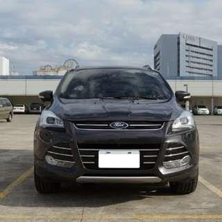 2013年 FORD KUGA 頂級配備 (自動停車  盲點)