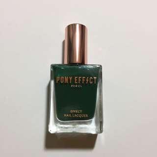 [包郵] PONY EFFECT Nail Lacquer 指甲油