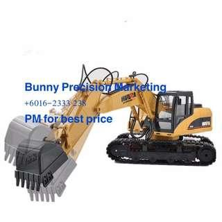 15ch RC Excavator (High Grade with Sounds). (Restock)