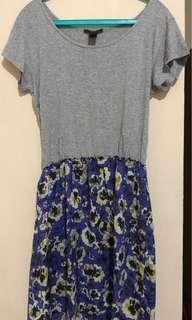 Combination dress - MANGO