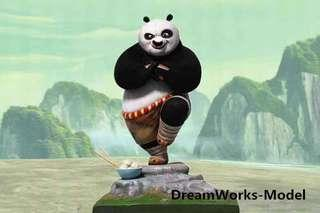🚚 DreamWorks Model - 1/8 Scale Kungfu Panda Po (Not XM Studios or Prime 1 Studio)