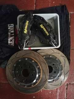 ap racing brake caliper