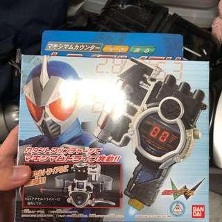 🚚 Selling away a range of of authentic Japanese power ranger, transformer and maskrider  collectibles