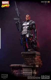 🚚 Iron Studios - 1/4 Scale The Punisher Legacy Replica (Diecast Parts)