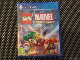 PS4 Lego Marvel Superheros - Second