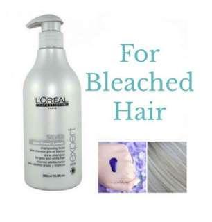 🚚 L'oreal Serie Expert Magnesium Silver Shampoo