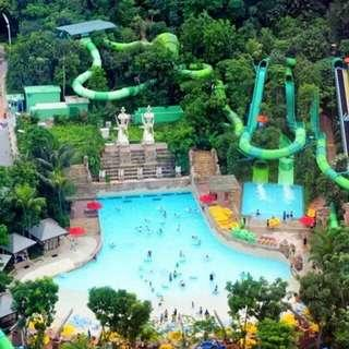 Adventure Cove Waterpark Sentosa