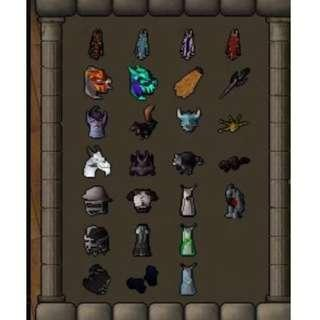 🚚 OSRS Maxed 2277 Account