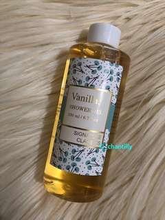 Vanilla Shower Gel