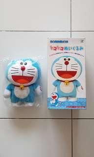 🚚 Walking Doraemon Plush