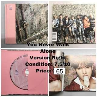BTS YNWA ALBUM right version