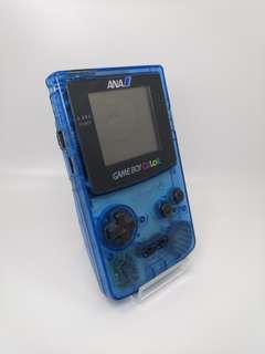 Gameboy Color ANA Limited Edition 限量版Game Boy