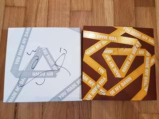 [WTT/WTB] Seventeen Mwave Signed You Made My Dawn Albums (YMMD)