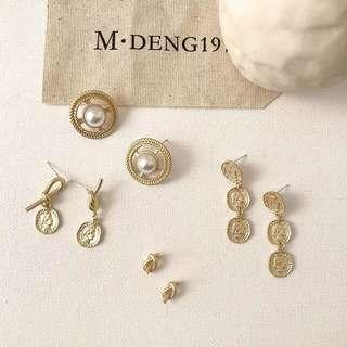PO Vintage Earrings