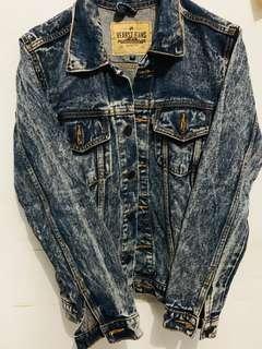 Jaket jeans - Vearst jeans size S- Men