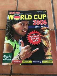 world cup magazines