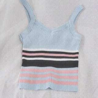 Knitted Crop Top (NEW)
