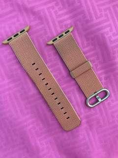 Woven nylon Apple Watch