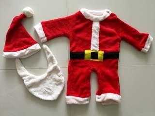 084f3f002 santa costume baby | Babies & Kids | Carousell Singapore